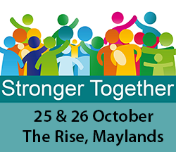 Stronger Together Training Days