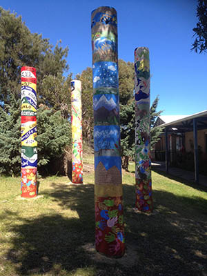 Art represents diversity of Cockburn
